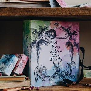 满£40减£10爱丽丝漫游仙境茶品礼盒 动物世界咖啡礼盒热卖中