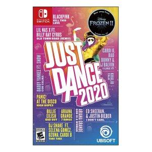 史低价:《舞力全开2020》Switch / Xbox One