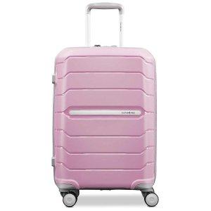 低至5折+额外7折Macy's 精选新秀丽行李箱促销