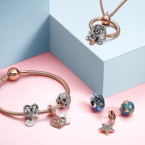 5折 爱心串珠€14.5法国打折季2021:Pandora 大促 串饰、手链、戒指等超低价收