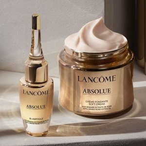 Up to 35% Off+GWPLancome Absolue Skincare Sale