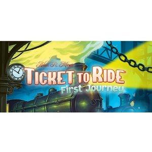 限时免费《Ticket to Ride: First Journey》Steam 数字版