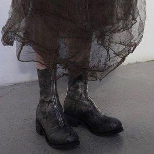 5折起  £364收Ann网红靴!码全!Antonioli 鞋靴大促 酷girl们都在穿的潮靴 Guidi、Ann都有