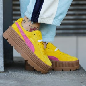 PumaFenty by Rihanna Suede Cleated Creeper