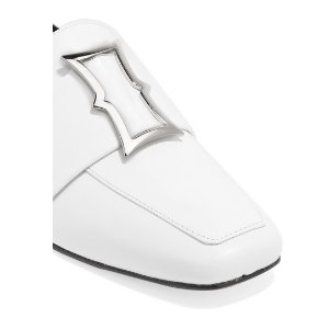 DORATEYMUR | Harput II embellished textured-leather loafers | NET-A-PORTER.COM