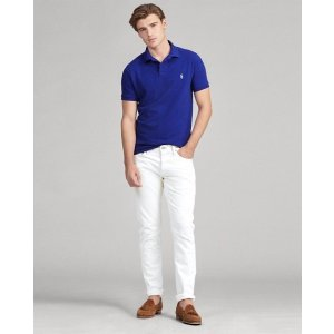 Ralph LaurenThe Iconic Mesh Polo Shirt - All Fits