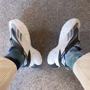 Reebok来自于大自然的设计灵感,超酷!厚底运动鞋