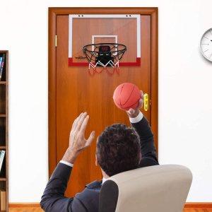 $45.03(原价$60.99)EagleStone 迷你计数投篮框 易于组装室内玩乐 投篮比赛