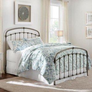 低至7折 + 额外7.5折 + 额外8.5折The Home Depot 精选 Home Decorators Collection 纯棉被套热卖