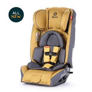 $239.99(原价$359.99) 从出生用到120磅史低价:Diono Radian 3RXT 全钢框架安全座椅,安全无虞