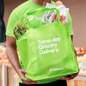 $30 off Grocery With Order $50+Instacart for New Members Apple Pay Promotion