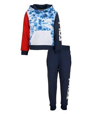 小童卫衣+卫裤,尺码:2T-4T
