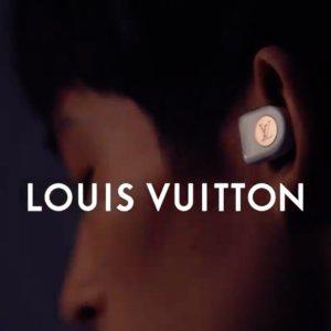 刘昊然 王一博都宠幸的耳机LV Horizon 耳机 艺术品与天籁之音的碰撞 搭配同系列腕表更贵气