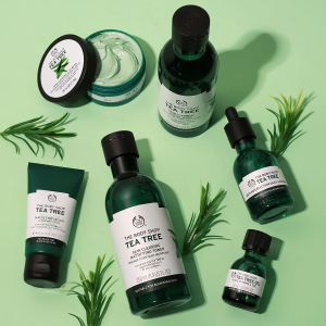 Up to 48% OffThe Body Shop Tea Tree Skincare Products @ Amazon
