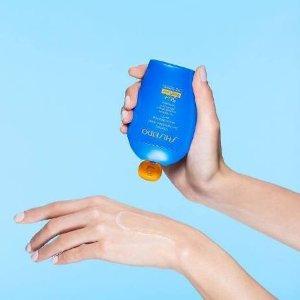 好价¥216 + 3件免邮中国SHISEIDO 蓝胖子防晒 SPF50 100ml,遇水更强,夏日必备