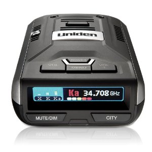 Uniden R1 超长测距 雷达探测器/电子狗
