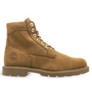 $109(原价$199.99)Timberland 男士纯色防水户外靴 穿搭无难度