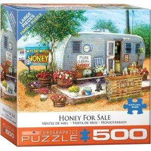 农场蜂蜜果摊 500块