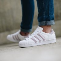 Adidas Superstar 女鞋多色选
