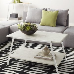 MAINSTAYSConrad Collection Coffee Table, Multiple Finishes