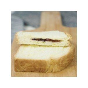 最高满减$10 小白心里软 芝士夹心吐司面包 紫米味 网红营养早餐 单枚