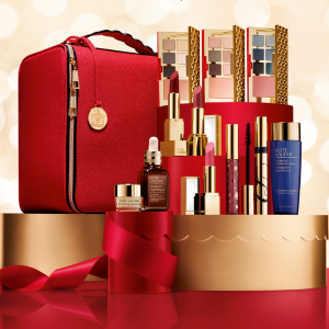 $100换购价值$635礼包 含正装小棕瓶怒推:Estée Lauder 购香水换购超值礼品