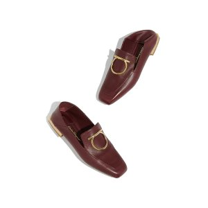 Salvatore Ferragamo新款穆勒鞋