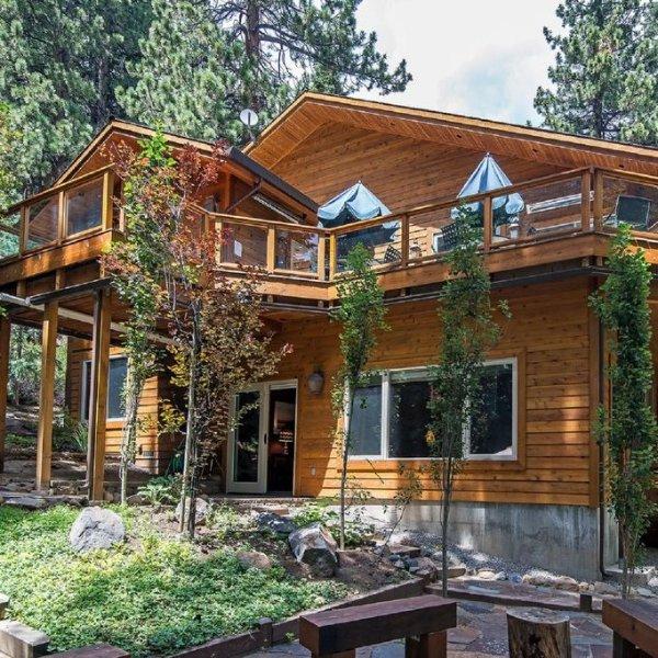 山林独栋木屋别墅 5400平方英尺