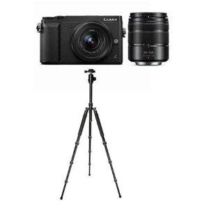 Panasonic Lumix DMC-GX85 + 12-32mm & 45-150mm Lens
