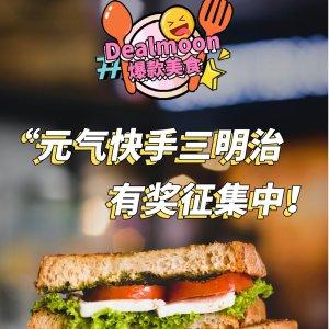 已发奖 高颜值云朵吐司Dealmoon爆款美食 | 分享解锁100种三明治的神仙做法