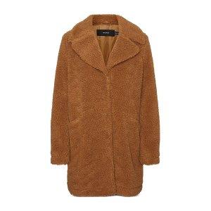 Vero Moda每满$171.6减$34.32Faux Fur 泰迪毛绒外套