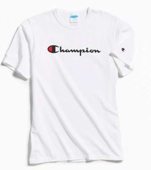 Champion Script Ink Tee