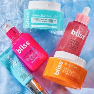 30% OffBliss Selected Products Hot Sale