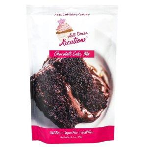 生酮巧克力蛋糕粉 243g