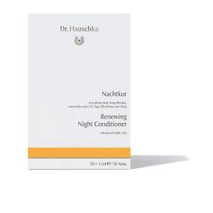 Dr. Hauschka适合所有肌肤 敏感肌肤保持舒缓律动甘露夜间修复精华 10支装