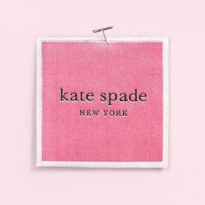 低至6折+额外7折+免邮中国Kate Spade 美包精选热卖,印花链条包仅¥1200+