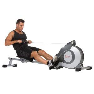 Sunny Health & Fitness 家用健身划船机促销