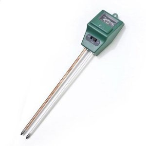 $9.993 in 1 PH Tester Soil Water Moisture Light Test Meter for Garden Plant Flower