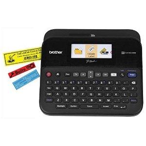 $59.99 (原价$99.99)Brother PTD600 P-touch 标签打印机 (可以连接电脑)