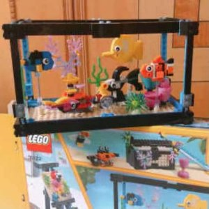 Lego水族箱 31122 | 创意百变系列