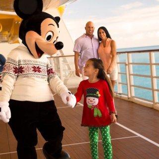 $1505起  一生必去最美航线系列迪士尼邮轮 阿拉斯加8天行程 停靠史凯威/朱诺/凯奇坎