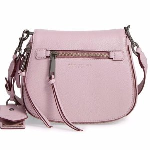 7371f0e23f87 MARC JACOBS Small Recruit Nomad Pebbled Leather Crossbody Bag - Dealmoon
