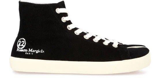Tabi high-top 分趾鞋·