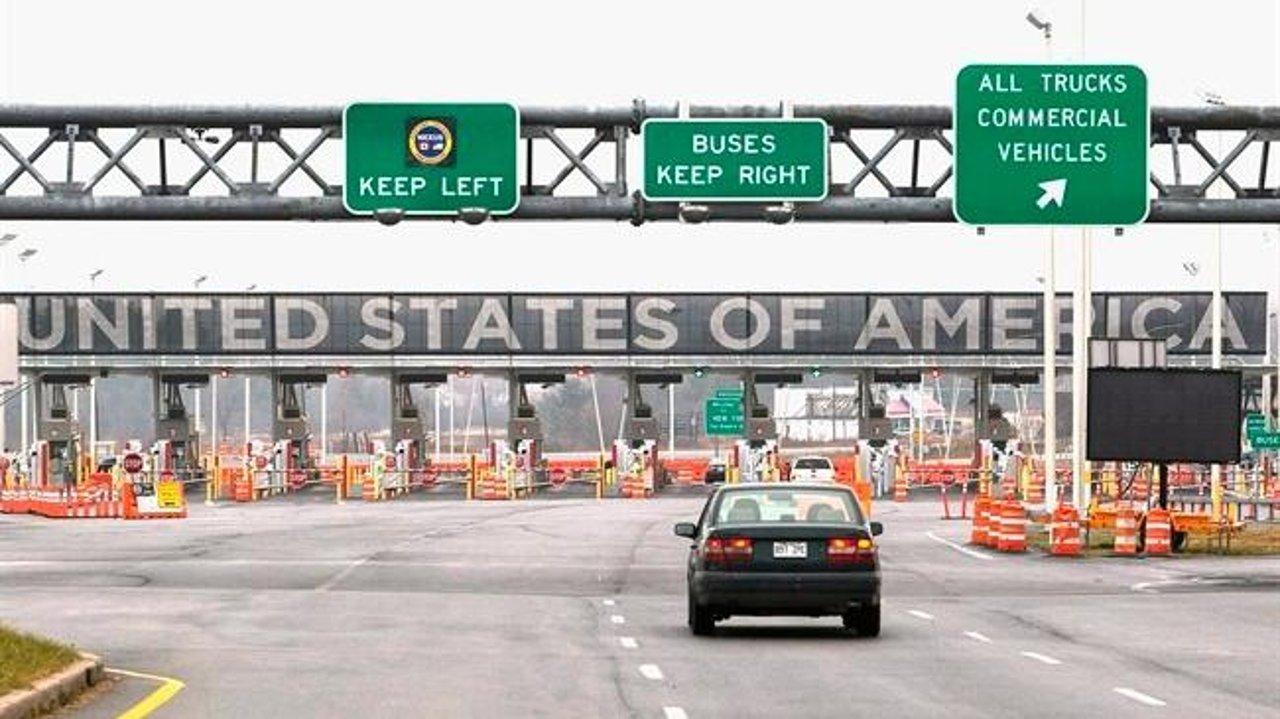美加边境取包裹实用指南