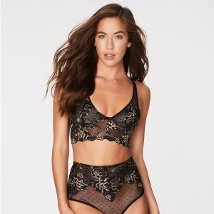 frederick's OF HOLLYWOOD2 for $49.50Tonya Mesh And Lace Bralette