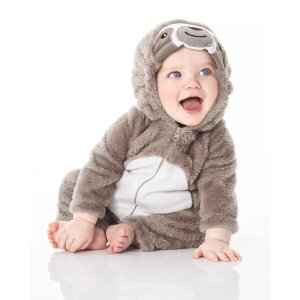 Carter's婴儿树懒装扮服
