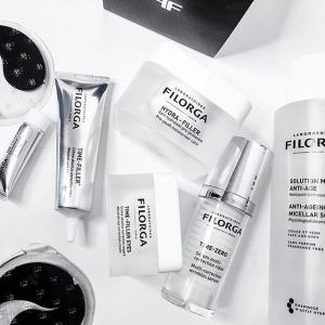 8折+送眼影盘B-Glowing Filorga  护肤产品热卖 收十全大补面膜、眼霜