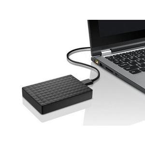 $99.92(原价$137.98)Seagate希捷 Expansion 4TB 黑钻版USB3.0  2.5英寸移动硬盘