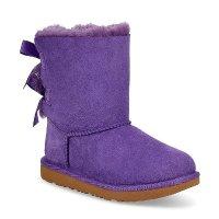 UGG Australia 女童蝴蝶结雪地靴