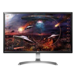 $249.99 全高清,全力加速胜利LG 27UD59-B 27吋 4K 全高清 IPS面板 Freesync 显示器